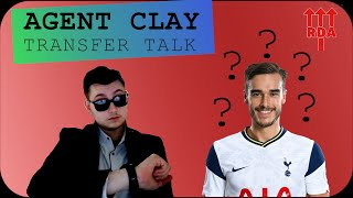 Harry Winks? Seriously... Agent Clay MUFC Transfer Talk