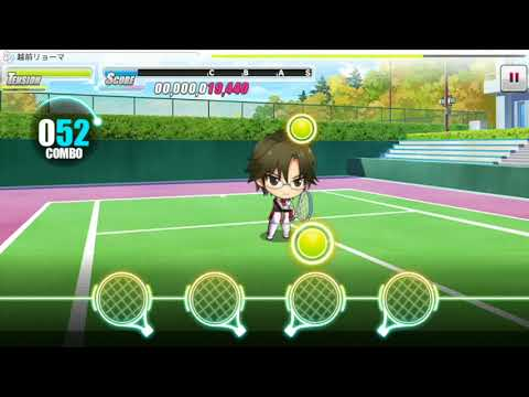 First Impressions: Prince of Tennis Rising Beat
