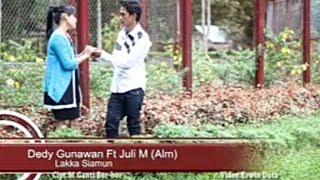 Lakka siamun Dedy gunawan ft juli m (Official Musik Video)
