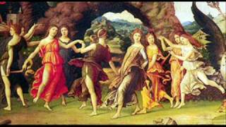 The Nymphs and Shepherds Danced