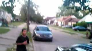 Kids Fighting Over Bike... That Gets Stolen By Someone Else: Detroit