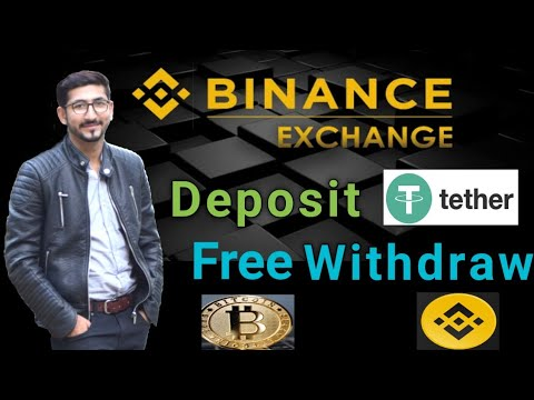 How To Deposit And Withdraw On Binance Exchange | Complete Tutorial | Cryptocurrency.