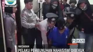 Pelaku Pembunuhan Putu Winda Dewi Kartika Ditangkap (INDOSIAR)