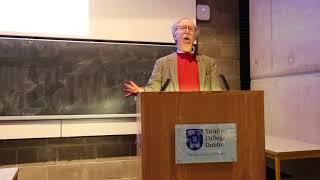 DIAS - School of Celtic Studies - Statutory public lecture 2017 - Professor Thomas Charles-Edwards