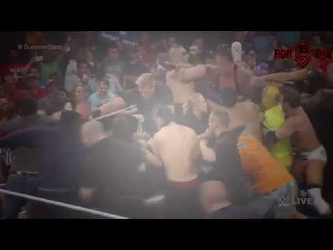 Brock Lesnar Confronts The Undertaker  Raw, July 20, 2015