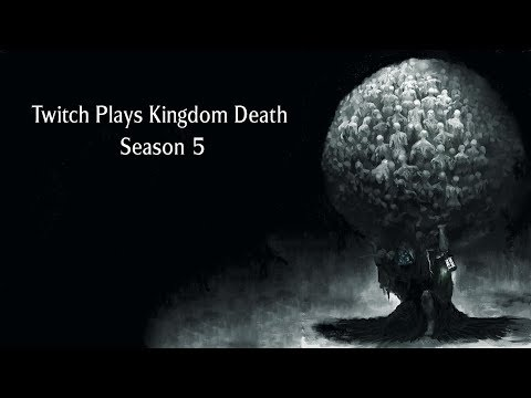 Year 1 (White Lion) - Twitch Plays Kingdom Death - S5