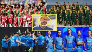 ইংল্যান্ড, ভারত, দক্ষিণ আফ্রিকা এবং বাংলাদেশ সেমি-ফাইনাল খেলবে একি বললেন অ্যাশলে গিলস || Bd cricket