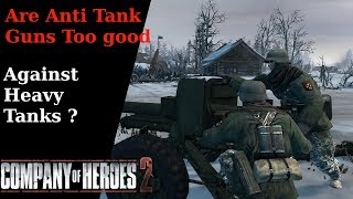Propagandacast Addendum : Are AT guns too Efficient vs Heavy tanks ?
