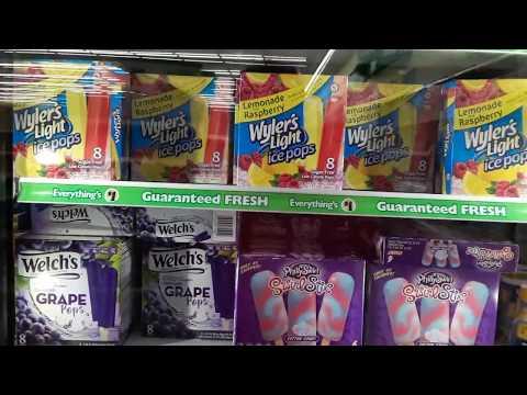 $1 Frozen Food Paradise?!  Dollar Tree Frozen Food For Van Dwellers (V974) Living In A Van Life