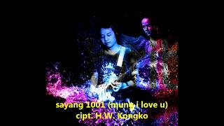 Download CHANDRA ROSSALINA -  Mung I Love You (Sayang 1001) Mp3