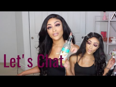 Chit Chat GRWM: Beauty Forever Hair, New Channel, Makeup Haul + MORE