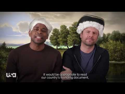 Psych: The Movie 2 | Happy Independence Day