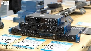 #132 - PreSonus Studio 1810c Audio Interface First Look and Teardown