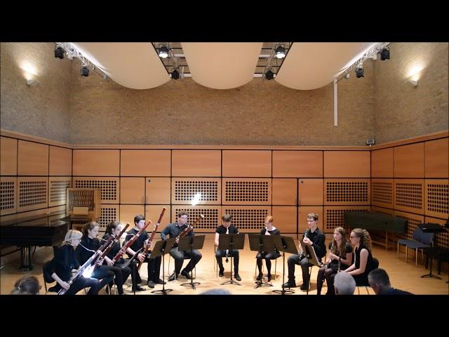 Blowsoc Double Reed Ensemble: Sabre Dance