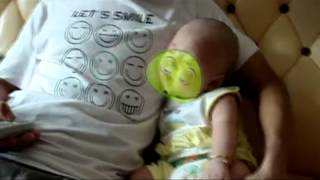 funny babies falling asleep while eating food compilation