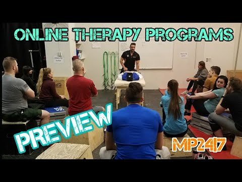Online Physical Therapy Programs | Coming soon!