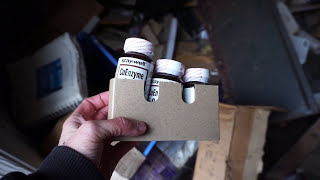 MAUSOLEUM  &  BURIAL  VAULTS - ABANDONED - Northeast Pa