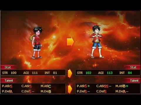 Anime Pirates Luffy Haki System