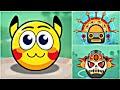 Red Bounce Ball Heroes Beta All Bosses Fight Android IOS mp3