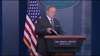 May 30, 2017 Sean Spicer White House Press Briefing-Full Event