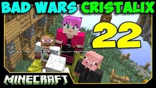 ч.22 - Кроватные Войны! - Minecraft