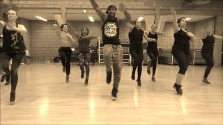 Zumba Soca - Witch Doctor -Machel Montano