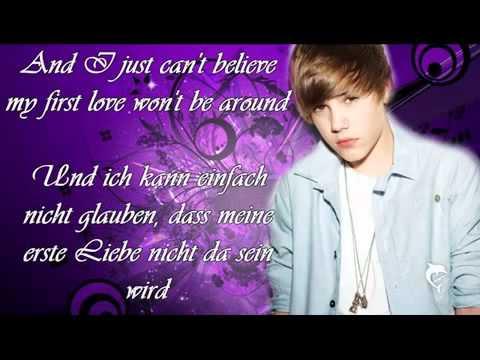 Justin Bieber - Baby (Übersetzung + Lyrics). - YouTube