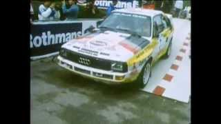 1984 Tour de Corse and Acropolis Rallys