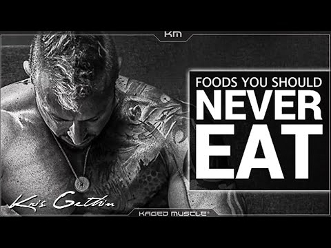 Foods You Should Never Eat