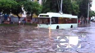 Потоп в Гомеле - Новые кадры