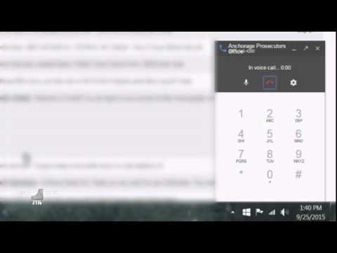 [Making the phone call] APD arrest update with the prosecutors office Part 2