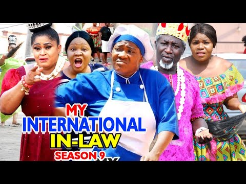 MY INTERNATIONAL IN-LAW SEASON 9 -(Trending Movie Full HD)Mercy Johnson 2021 Latest Nigerian Movie