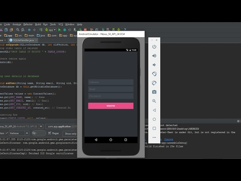 How to Connect Android with PHP MySQL