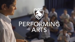 PERFORMING ARTS at British School Muscat