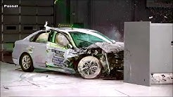 2017 VW Jetta VS 2017 VW Passat - Crash Test | Car insurance