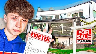 Kicked Out The House Prank on 13 Year Old (FaZe H1ghSky1)