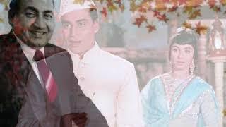 mere mehboob tujhe meri mohabbat ki kasam..Rafi _Lata_Shakeel Badayuni_Naushad..a tribute