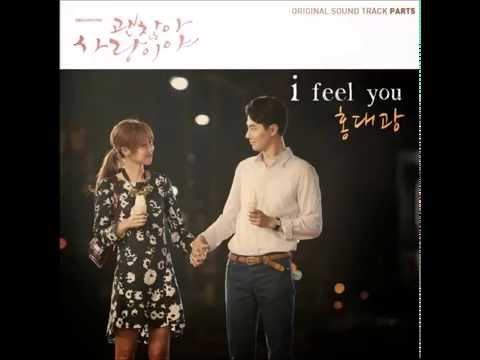 Hong Dae Kwang - I Feel You (It's Okay, It's Love OST)