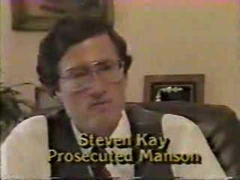 Manson Family - Special Report Part 4 Steve Grogan Paroled