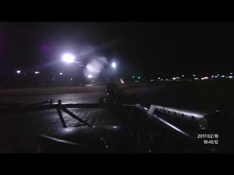 A class nonwing sprint heat race @ Superbowl Speedway onboard Taco Casa 19j w/ Kieth Martin