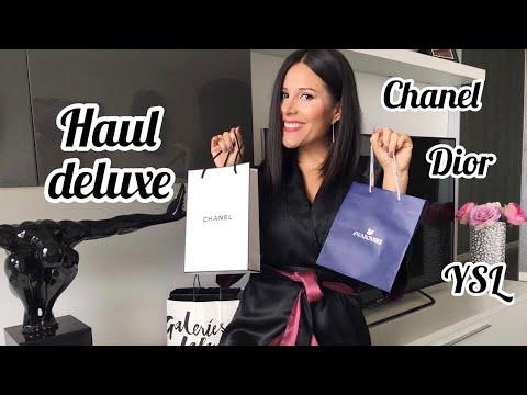 Haul Productos De Lujo Swarovski, Chanel, Dior, YSL