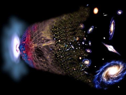 FORMATION OF UNIVERSE AFTER BIG BANG