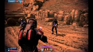 Mass Effect 3 Ep 2: Mars Insanity Vanguard Playthrough w/ Commentary