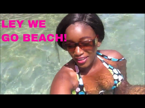 LET'S GO TO THE BEACH! INDIAN BAY~ST.VINCENT AND THE GRENADINES