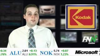 Eastman Kodak Files For Bankruptcy
