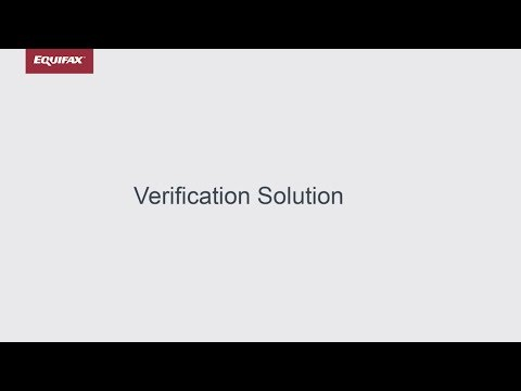 Verification Implementation Overview