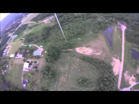 GoPro on a Kite | 500+ Feet in the Air |