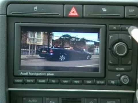 Audi RNSE Alpine KCE I IPod Interface Fully Intergrated YouTube - Audi rns e