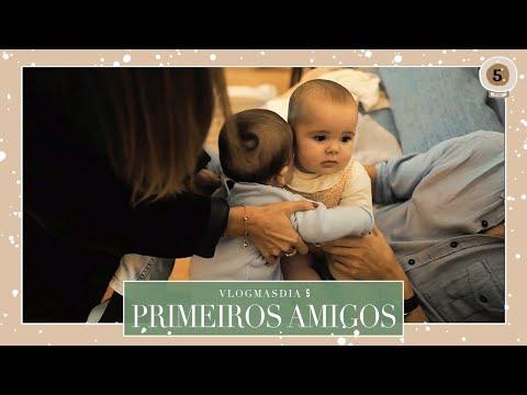 Primeiros Amigos - ROTINA DE NOITE - VLOGMAS DIA 5 | Mafalda Sampaio