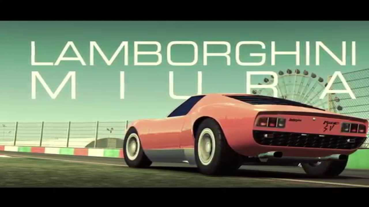 real racing 3 classic lamborghini update out now youtube. Black Bedroom Furniture Sets. Home Design Ideas